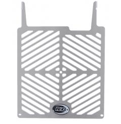 Protection de Radiateur Inox R&G pour GSX-R 125 (17-19) GSX-S 125 (17-19)