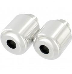 Embouts de Guidon PINGEL Aluminium Type Origine pour HONDA CBR 600 F (91-06)
