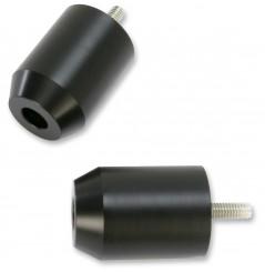 Embouts de Guidon PSR Aluminium Type Origine pour SUZUKI GSX-R 600 (01-18) GSX-R 750 (00-18) GSX-R 1000 (01-16) SV 650 (99-09)