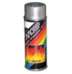 Peinture Argent Haute Température 650°C MOTIP