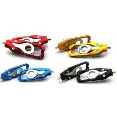 Tendeur de Chaîne Moto LighTech pour Street Triple 675 (13-17) Street Triple 765 (17-19)