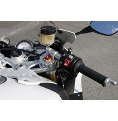 Kit Guidon Bracelet Relevé LSL pour BMW S1000 RR (12-18)