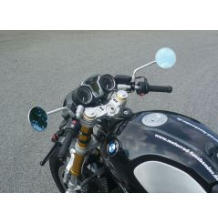 Kit Guidon Bracelet Relevé LSL pour BMW R1200 Nine T (14-18)
