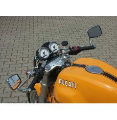 Kit Guidon Bracelet Relevé LSL pour Ducati Sport Classic 1000 (06-11)