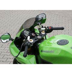 Kit Guidon Bracelet Relevé LSL pour Kawasaki ZX-10R ABS (11-15)