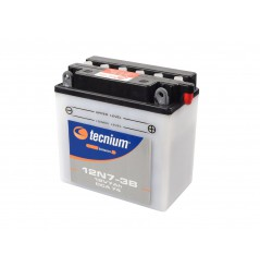 Batterie Moto Tecnium 12N7-3B (Y12N7-3B)