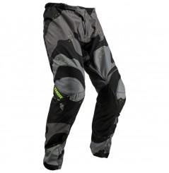 Pantalon Cross THOR SECTOR CAMO 2020 Noir - Gris