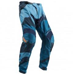 Pantalon Cross THOR SECTOR CAMO 2020 Bleu