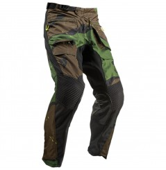 Pantalon Cross THOR TERRAIN OFF ROAD GEAR 2020 Camo Vert