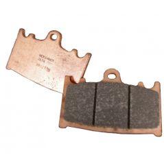 Plaquette de Frein Beringer type 2654 pour étrier 4 pistons axial