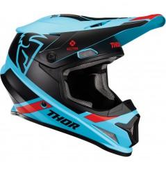 Casque Moto Cross THOR SECTOR SPLIT MIPS 2020 Bleu - Noir