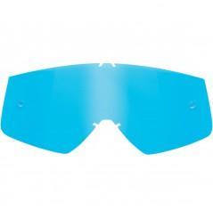 Écran Bleu THOR pour Masque Moto Cross SNIPER & COMBAT