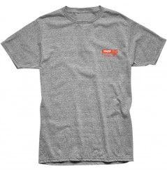 T-Shirt Manche Courte - Col Rond - THOR MUSQUIN 25 TEE Gris