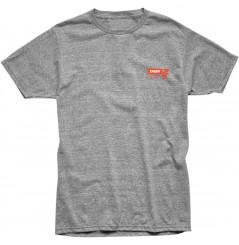 T-Shirt Manche Courte - Col Rond - THOR WEBB 2 TEE Gris
