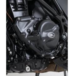 Couvre Carter Gauche R&G pour F 650 GS (01-04) F 650 GS (08-15)