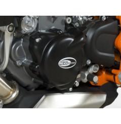 Couvre Carter Gauche R&G pour KTM 690 Duke (12-19) 690 SMC (12-19)