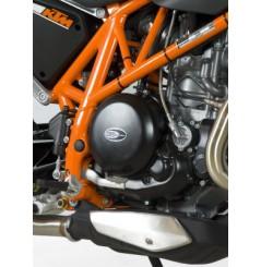 Couvre Carter Droit R&G pour KTM 690 Duke (12-19)