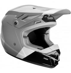 Casque Moto Cross Enfant THOR SECTOR BOMBER MIPS 2020 Noir - Gris - Blanc