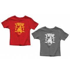 T-Shirt Enfant Manche Courte - Col Rond - THOR LIGHTNING TEE