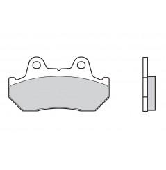 Plaquette de Frein Moto Arrière CL Brakes 2289RX3