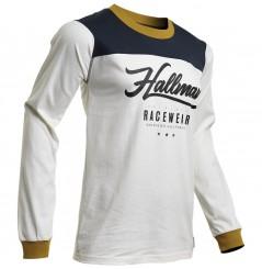 Maillot Cross THOR HALLMAN GP 2020 Blanc