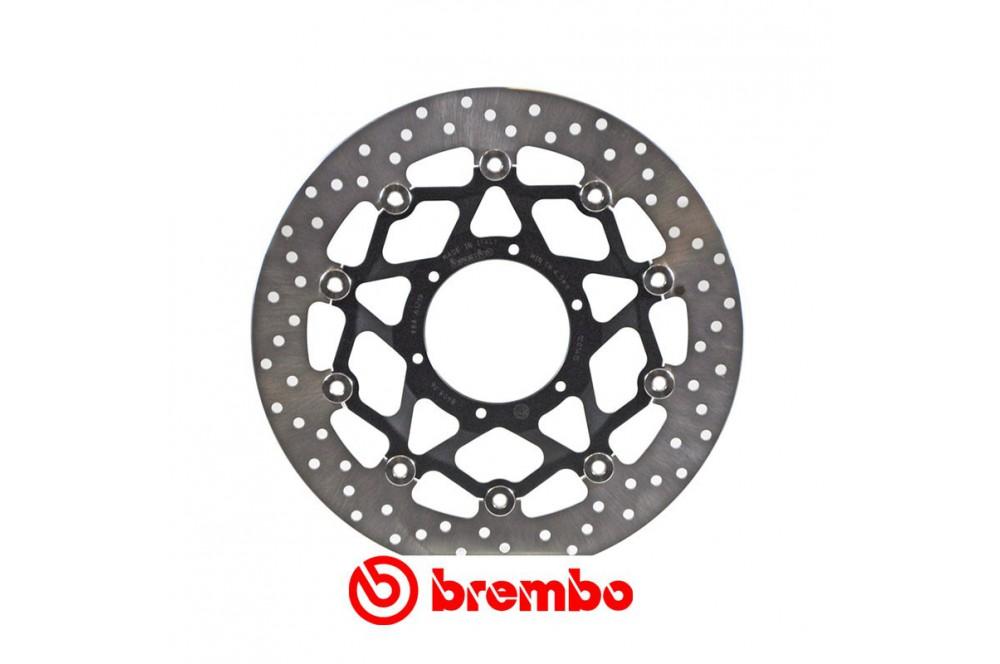 disque de frein avant brembo cbr1000rr 08 16 street moto piece. Black Bedroom Furniture Sets. Home Design Ideas