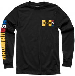 Sweat-Shirt THOR HALLMAN BIG H 2021 Noir