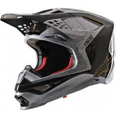 Casque Moto Cross ALPINESTARS SUPERTECH SM10 ALLOY - ECE 2020