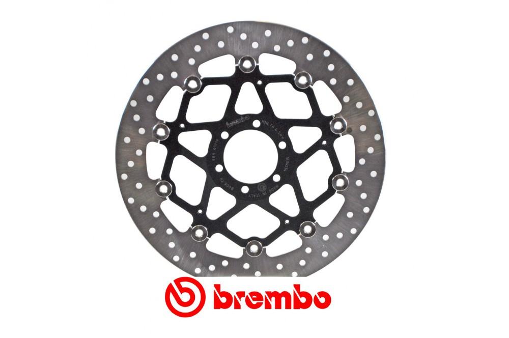 disque de frein avant brembo fzr1000 xjr1200 street moto piece. Black Bedroom Furniture Sets. Home Design Ideas