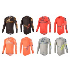 Maillot Cross ALPINESTARS SUPERTECH GEAR 2020