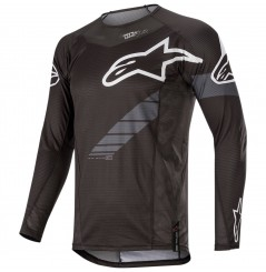 Maillot Cross ALPINESTARS TECHSTAR GRAPHITE GEAR 2020