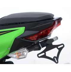 Support de Plaque Moto R&G pour Kawasaki Ninja 400 (18-19) Z400 (19-20)