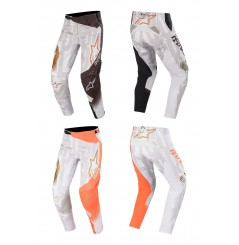 Pantalon Cross ALPINESTARS TECHSTAR FACTORY METAL GEAR 2020