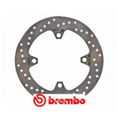 Disque de frein arrière Brembo pour CBR125R (03-14) CBR250R (11-14) Varadero 125 (01-15) XR600R (88-99)