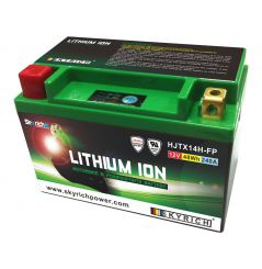 Batterie Lithium Skyrich HJTX14H-FP / YTX12-BS / YTX14-BS