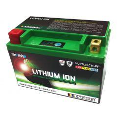 Batterie Lithium Skyrich HJTX20CH-FP /  YTX20CH-BS / YB16BA / YTX16-BS