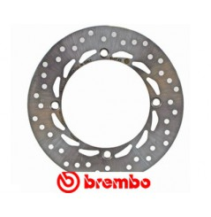 Disque de frein arrière Brembo pour Africatwin 750 (90-03) Varadero 1000 (99-02)