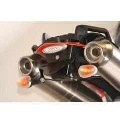 Support de plaque Moto R&G KTM 990 SM, SMR et SMT (08-14)