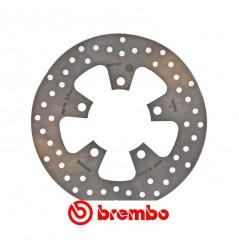 Disque de frein arrière Brembo Kawasaki, ZX6R 95/97, 750 ZXR, ZX7R 96/03, 1100 Zephyr,