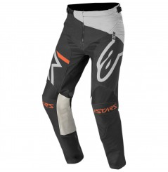 Pantalon Cross Enfant ALPINESTARS RACER COMPASS GEAR 2020 Gris - Noir