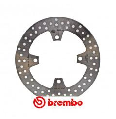 Disque de frein arrière Brembo pour Versys 650 (15-17) Z750 (07-12) Z1000 (07-17) Z1000SX (11-17) ZZR1400 (06-17)