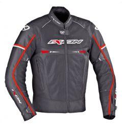 Blouson Moto Ixon PITRACE Noir - Blanc - Rouge