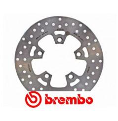 Disque de frein arrière Brembo pour Bandit 600 et 650, GSXF 600 et 750, GSXR750 (90-95) RF600, SV650 (99-02)