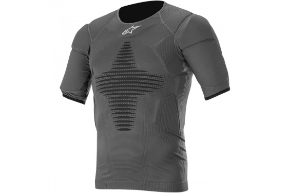 T-Shirt de Compression ALPINESTARS ROOST BASE LAYER TOP 2020