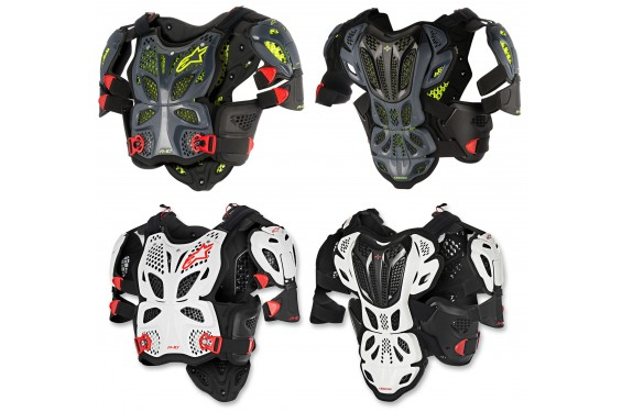 Pare-Pierre ALPINESTARS A-10 FULL CHEST PROTECTOR 2020