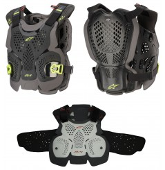 Pare-Pierre ALPINESTARS A-1 PLUS CHEST PROTECTOR 2020