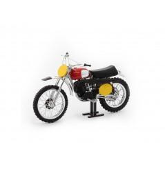 Maquette Moto 1/12 ème HUSQVARNA CROSS 400 de 1970