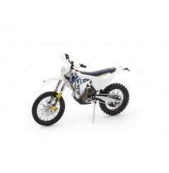 Maquette Moto 1/12 ème HUSQVARNA FE 350 de 2018