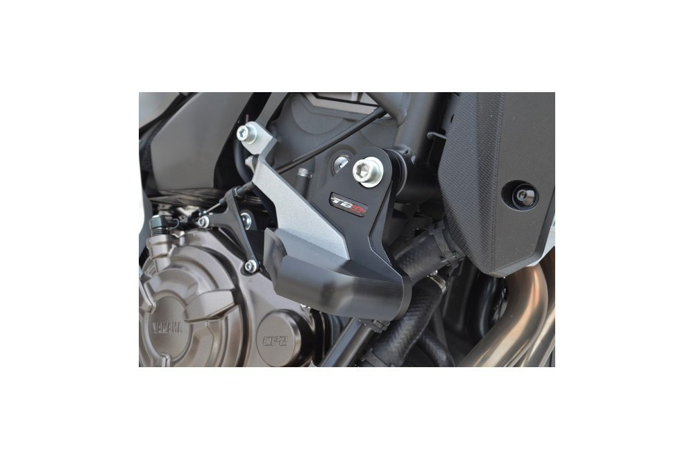 kit patins top block pour yamaha mt 07 14 16 street moto piece. Black Bedroom Furniture Sets. Home Design Ideas