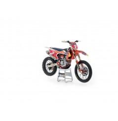 Maquette Moto 1/12 ème KTM SX-F 450 de 2019 Replica COOPER WEBB N°2